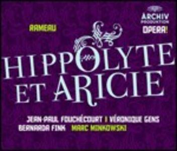 Foto Cover di Hippolyte et Aricie, CD di AA.VV prodotto da Deutsche Grammophon