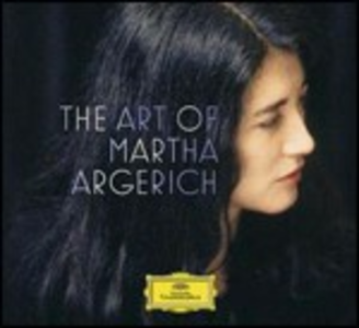 CD The Art of Martha Argerich