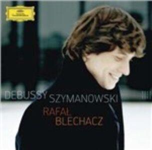 Foto Cover di Debussy - Szymanowski, CD di AA.VV prodotto da Deutsche Grammophon