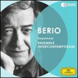CD Sequenze I-XIII di Luciano Berio