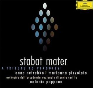 Foto Cover di Stabat Mater, CD di Giovanni Battista Pergolesi, prodotto da Deutsche Grammophon