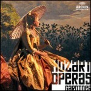 Foto Cover di Mozart Operas, CD di Wolfgang Amadeus Mozart,John Eliot Gardiner, prodotto da Archiv