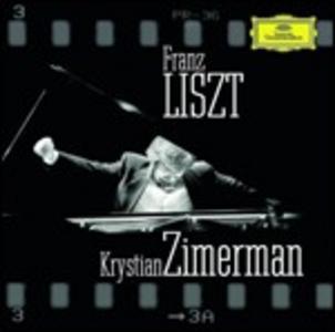CD The Liszt Recordings di Franz Liszt