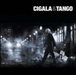 Foto Cover di Cigala & Tango, CD di Diego El Cigala, prodotto da Universal