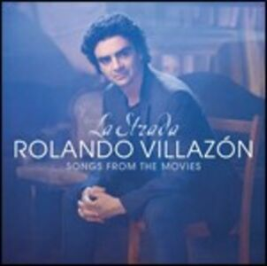 CD La Strada. Songs from the Movies