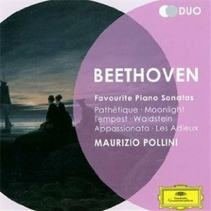 CD Celebri sonate per pianoforte di Ludwig van Beethoven