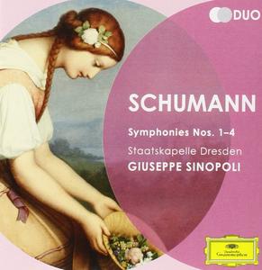 CD Sinfonie n.1, n.2, n.3, n.4 di Robert Schumann