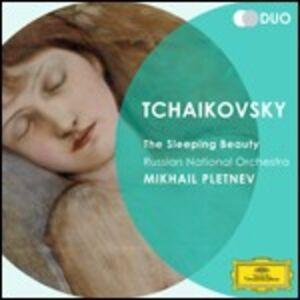 CD La bella addormentata di Pyotr Il'yich Tchaikovsky