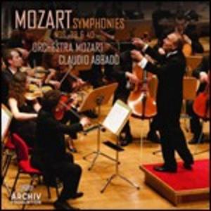 CD Sinfonie n.39, n.40 di Wolfgang Amadeus Mozart