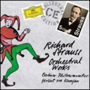 CD Musica orchestrale di Richard Strauss