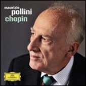 CD Chopin Fryderyk Franciszek Chopin Maurizio Pollini