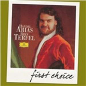 CD Arie celebri di Georg Friedrich Händel