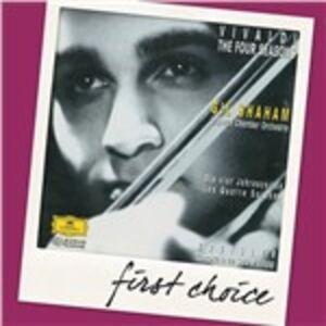 CD Le quattro stagioni / Concerto nello stile di Vivaldi Antonio Vivaldi , Fritz Kreisler