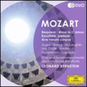 CD Requiem - Messa in Do minore di Wolfgang Amadeus Mozart