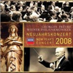 CD Concerto di Capodanno 2008