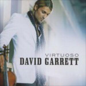 Foto Cover di Virtuoso, CD di David Garrett, prodotto da Decca
