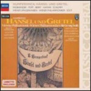 CD Hänsel e Gretel di Engelbert Humperdinck