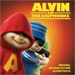 Cover CD Colonna sonora Alvin Superstar