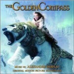 CD La Bussola D'oro (The Golden Compass) (Colonna Sonora) di Alexandre Desplat
