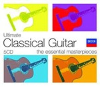 CD Ultimate Classical Guitar