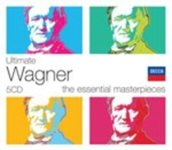 CD Ultimate Wagner di Richard Wagner