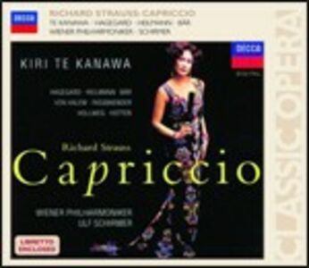CD Capriccio di Richard Strauss