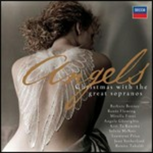 CD Angels. Christmas with the Great Sopranos