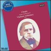 CD Studi Fryderyk Franciszek Chopin Vladimir Ashkenazy