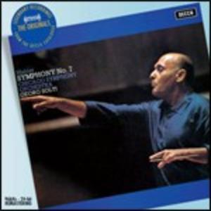 CD Sinfonia n.7 di Gustav Mahler