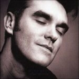 CD Greatest Hits di Morrissey