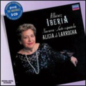 CD Iberia di Isaac Albéniz