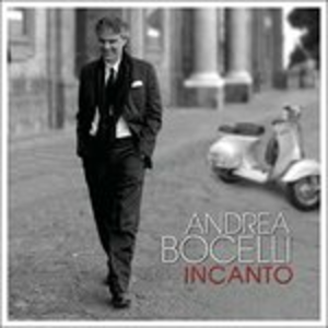 CD Incanto di Andrea Bocelli