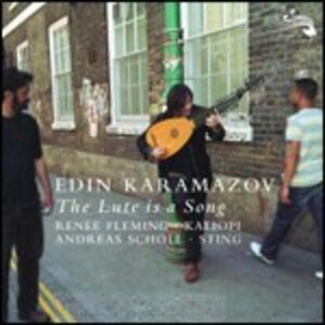 CD The Lute Is a Song