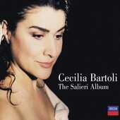 CD The Salieri Album Cecilia Bartoli Antonio Salieri