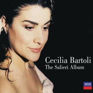 The Salieri Album - CD Audio di Cecilia Bartoli,Antonio Salieri