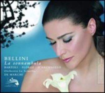 CD La sonnambula di Vincenzo Bellini