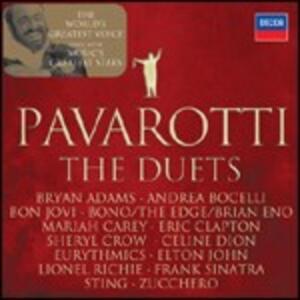 The Duets - CD Audio di Luciano Pavarotti