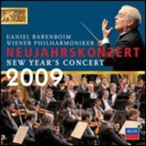 CD Concerto di Capodanno 2009