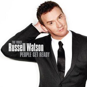 Foto Cover di People Get Ready, CD di Russell Watson, prodotto da Decca