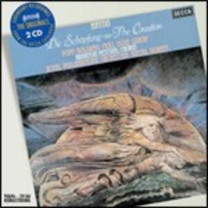 La Creazione (Die Schöpfung) - CD Audio di Franz Joseph Haydn,Antal Dorati,Lucia Popp,Kurt Moll,Royal Philharmonic Orchestra