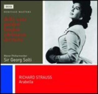 CD Arabella di Richard Strauss