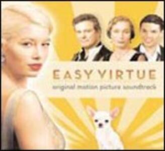 Easy Virtue (Colonna Sonora) - CD Audio