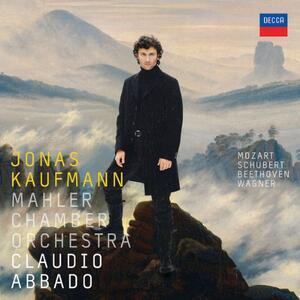 Jonas Kaufmann - CD Audio di Ludwig van Beethoven,Wolfgang Amadeus Mozart,Franz Schubert,Richard Wagner,Claudio Abbado,Mahler Chamber Orchestra,Jonas Kaufmann