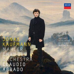 CD Jonas Kaufmann Ludwig van Beethoven , Wolfgang Amadeus Mozart , Franz Schubert , Richard Wagner
