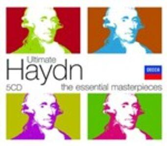 CD Ultimate Haydn di Franz Joseph Haydn