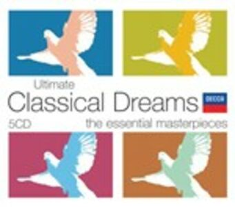 CD Ultimate Classical Dreams