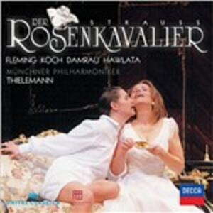 Il cavaliere della rosa (Der Rosenkavalier) - CD Audio di Richard Strauss,Renée Fleming,Diana Damrau,Sophie Koch,Christian Thielemann,Münchner Philharmoniker