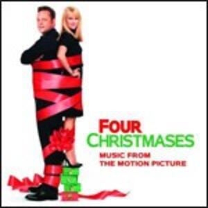 Tutti Insieme Inevitabilmente (Four Christmases) (Colonna Sonora) - CD Audio