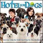 Cover della colonna sonora del film Hotel Bau