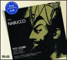 Nabucco - CD Audio di Giuseppe Verdi,Tito Gobbi,Bruno Prevedi,Lamberto Gardelli,Souliotis Wiener Opernorchester